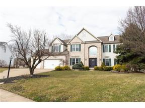 Property for sale at 12524 Saddle Horn Cir, Strongsville,  Ohio 44149