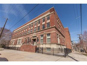 Property for sale at 3200 Franklin Boulevard 112, Cleveland,  Ohio 44113