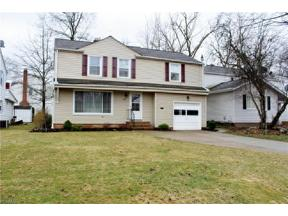 Property for sale at 5624 Ridgebury Blvd, Lyndhurst,  Ohio 44124