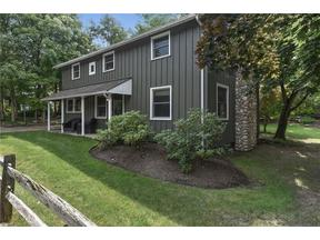 Property for sale at 25 West Summit St, Chagrin Falls,  Ohio 44022