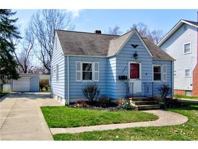 Property for sale at 1426 Summit Dr, Mayfield Heights,  Ohio 44124