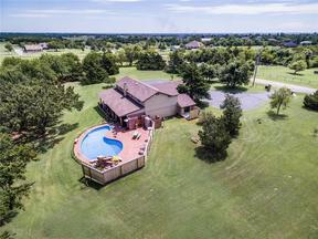 Property for sale at 4219 Apache Ne Rd, Piedmont,  Oklahoma 73078