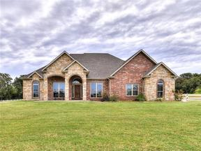 Property for sale at 16575 Drummond Rd, Shawnee,  Oklahoma 74801