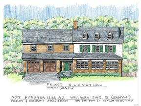 Property for sale at 0 Bougher Hill Road, Williams Twp,  PA 18042