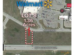 Property for sale at Lot 8 STUMER RD, Rapid City,  SD 57701