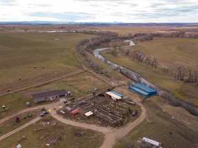 Property for sale at 12241 Vallery Rd #1, Nisland,  SD 57762