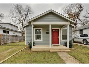 Property for sale at 2215  Santa Rita St, Austin,  Texas 78702