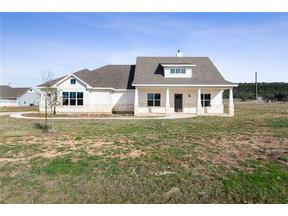 Property for sale at 112  Wranglers Way, Burnet,  Texas 78611