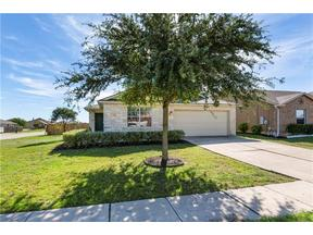 Property for sale at 301  Almquist St, Hutto,  Texas 78634