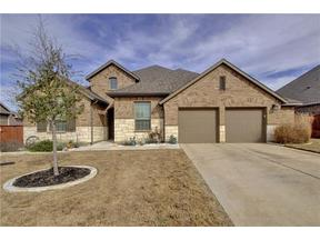 Property for sale at 1704  Long Shadow Ln, Georgetown,  Texas 78628