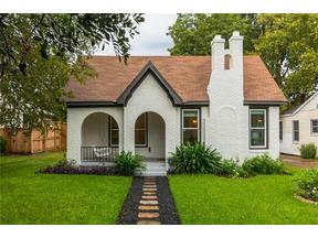 Property for sale at 2216  Lindell Ave  #1, Austin,  Texas 78704