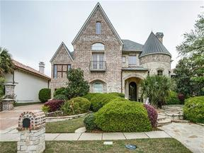 Property for sale at 1632 Prince William Lane, Frisco,  TX 75034