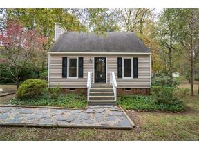 Property for sale at 1708 Blakemore Road, Richmond,  VA 23225