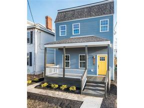 Property for sale at 1507 N 22nd St, Richmond,  VA 23223