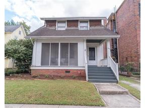Property for sale at 831 Shirley Avenue, Norfolk,  VA 23517